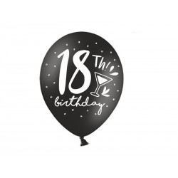 Balon 18th, osiemnastka 30...